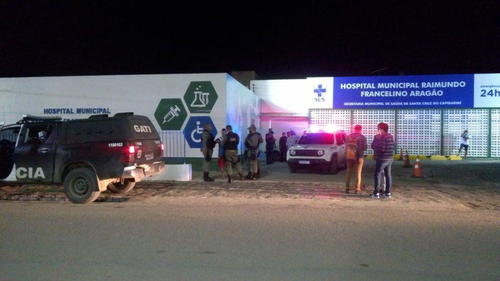 Plantão – Homem baleado é socorrido para Hospital de Santa Cruz « Blog da  Polo - Muito mais que notícia – Santa Cruz do Capibaribe – PE